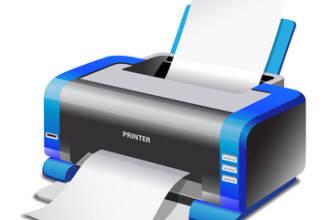 Настройка сетевого принтера
